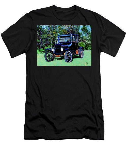 Ford Model T Men's T-Shirt (Athletic Fit)