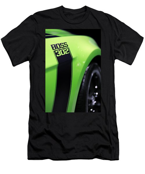 Ford Mustang - Boss 302 Men's T-Shirt (Athletic Fit)