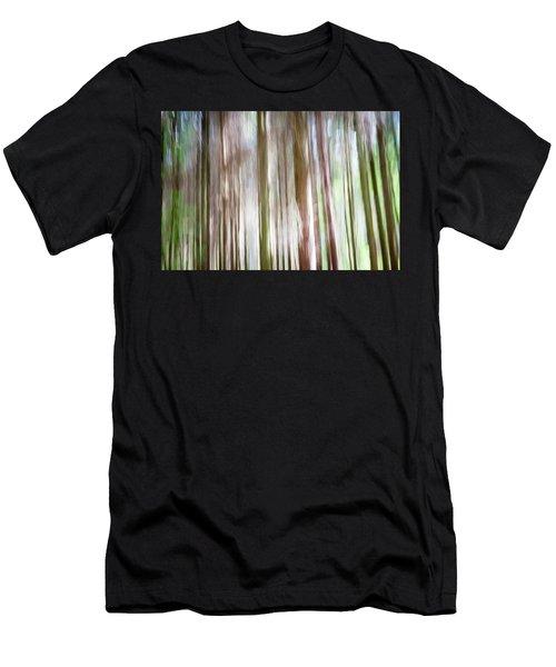 Forest Fantasy 4 Men's T-Shirt (Athletic Fit)