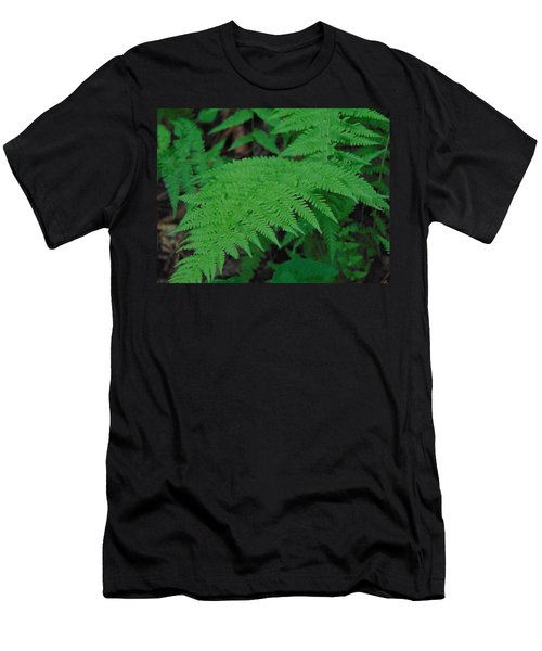 Forest Fern Men's T-Shirt (Athletic Fit)