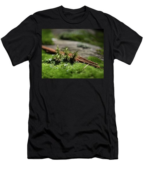 Forest Floor 2 Men's T-Shirt (Athletic Fit)