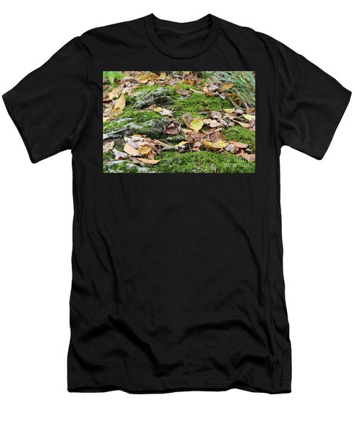 Forest Floor Men's T-Shirt (Athletic Fit)