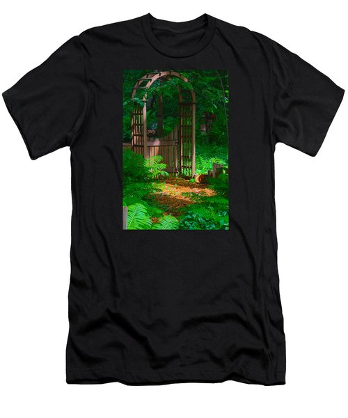 Forest Gateway Men's T-Shirt (Athletic Fit)