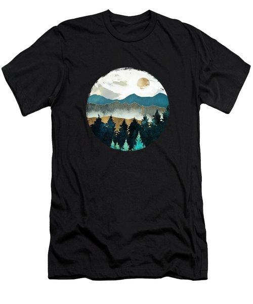 Forest Mist Men's T-Shirt (Athletic Fit)