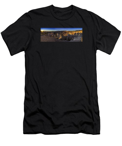 Forest Of Stone Men's T-Shirt (Athletic Fit)