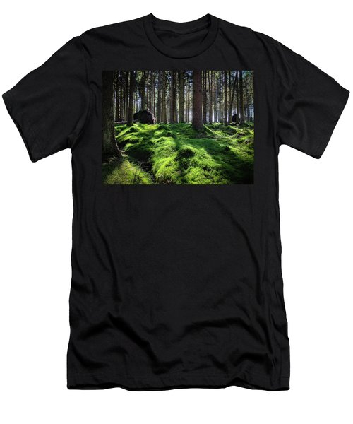 Forest Of Verdacy Men's T-Shirt (Athletic Fit)