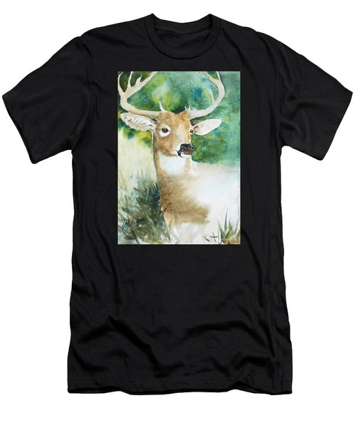 Forest Spirit Men's T-Shirt (Athletic Fit)