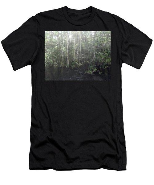 Forest, Sun Swamp Men's T-Shirt (Athletic Fit)
