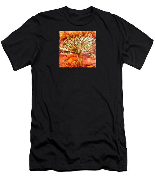 Forever Autumn Men's T-Shirt (Athletic Fit)