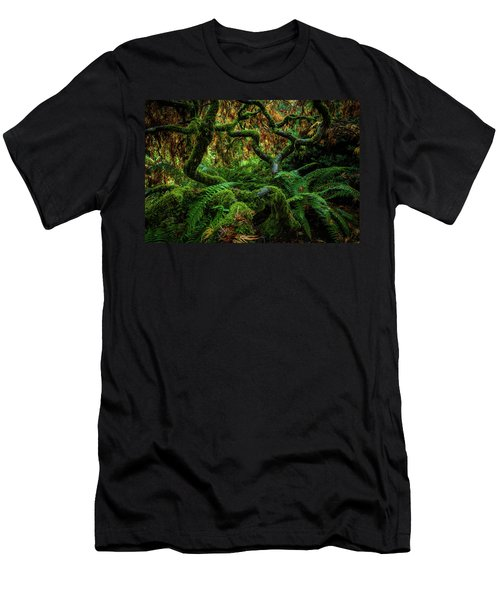 Forever Green Men's T-Shirt (Athletic Fit)