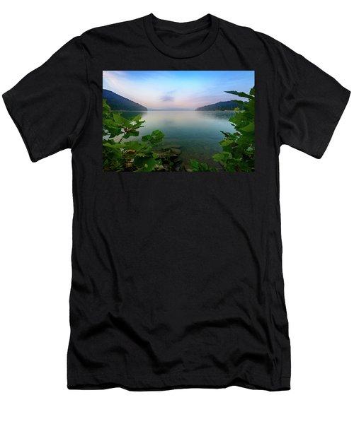 Forever Morning Men's T-Shirt (Athletic Fit)