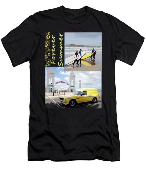 Forever Summer 6 Men's T-Shirt (Athletic Fit)