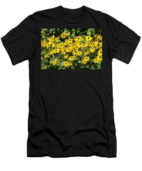 Men's T-Shirt (Slim Fit) featuring the digital art Forever Susan by Barbara S Nickerson