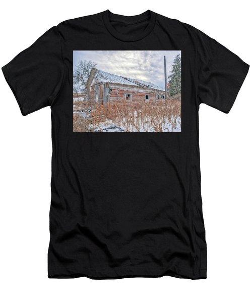 Forgotten Barn Men's T-Shirt (Athletic Fit)