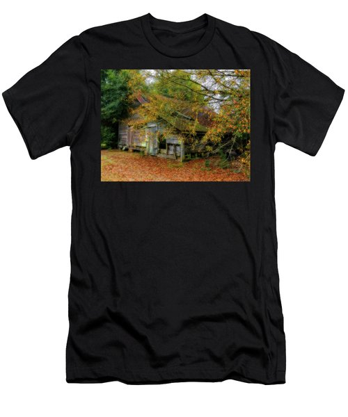 Forgotten Barn Men's T-Shirt (Athletic Fit)