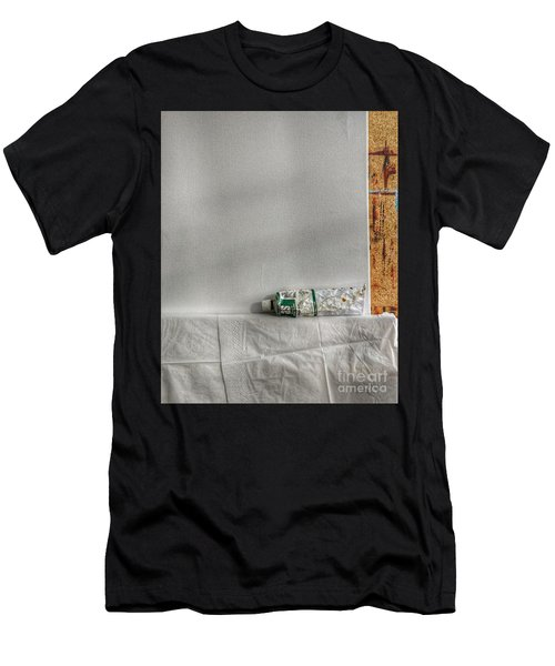 Forgotten Men's T-Shirt (Slim Fit) by Isabella F Abbie Shores FRSA