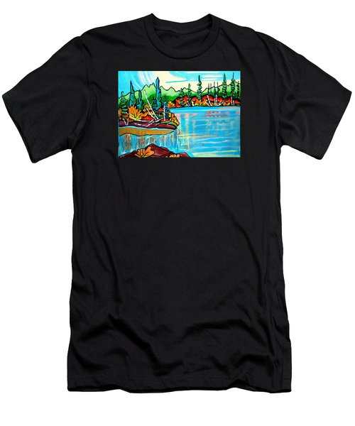 Forgotten Lake Men's T-Shirt (Athletic Fit)