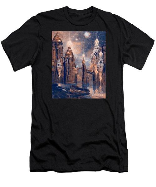 Forgotten Place Men's T-Shirt (Athletic Fit)