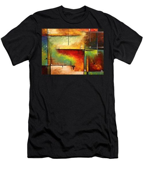 Forgotten Promise By Madart Men's T-Shirt (Athletic Fit)