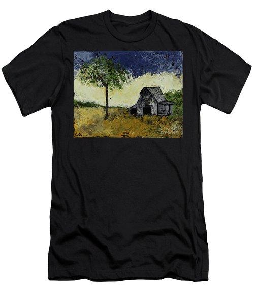 Forgotten Yesterday Men's T-Shirt (Slim Fit) by Kirsten Reed