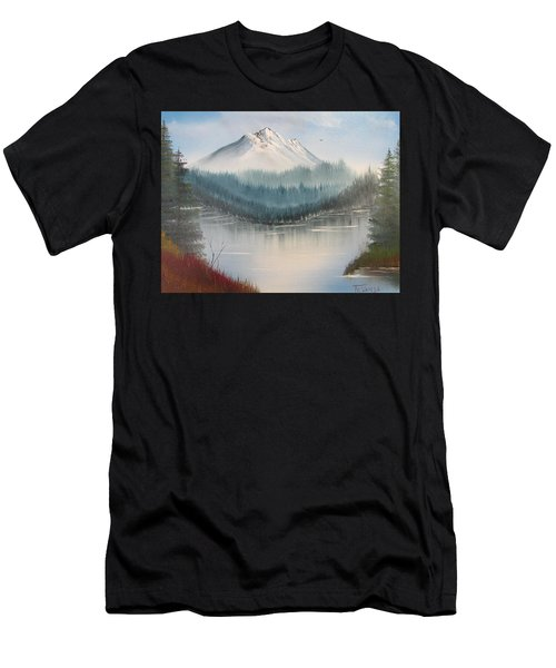 Fork In The River Men's T-Shirt (Athletic Fit)