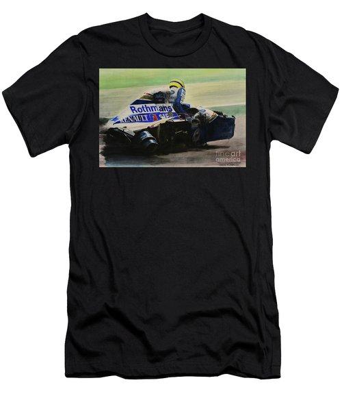 Formula Alone Men's T-Shirt (Athletic Fit)