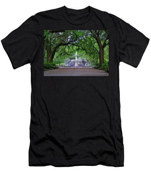 Forsyth Park Men's T-Shirt (Athletic Fit)