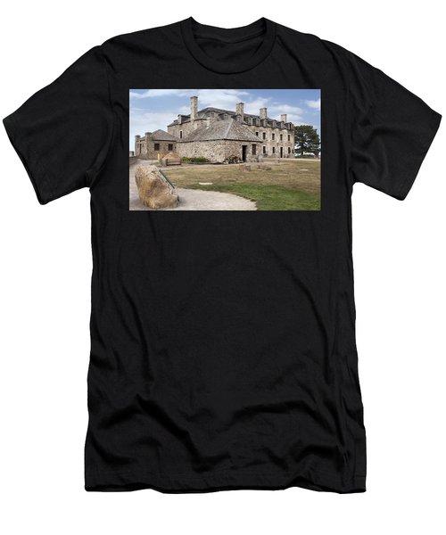 Fort 5 Men's T-Shirt (Athletic Fit)
