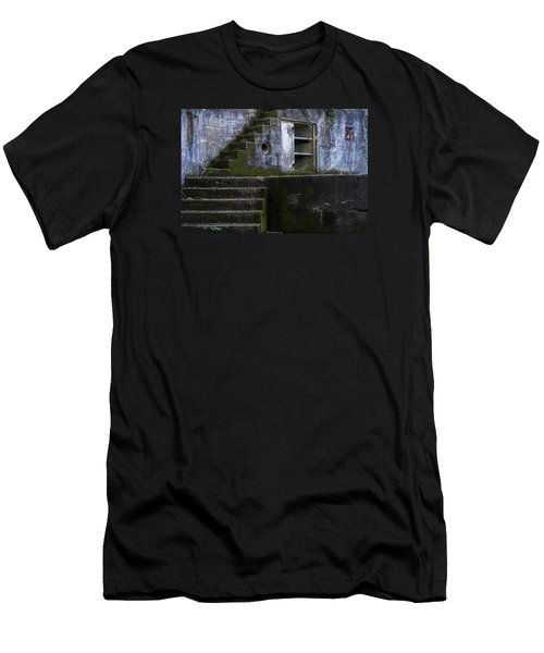 Fort Canby Men's T-Shirt (Athletic Fit)