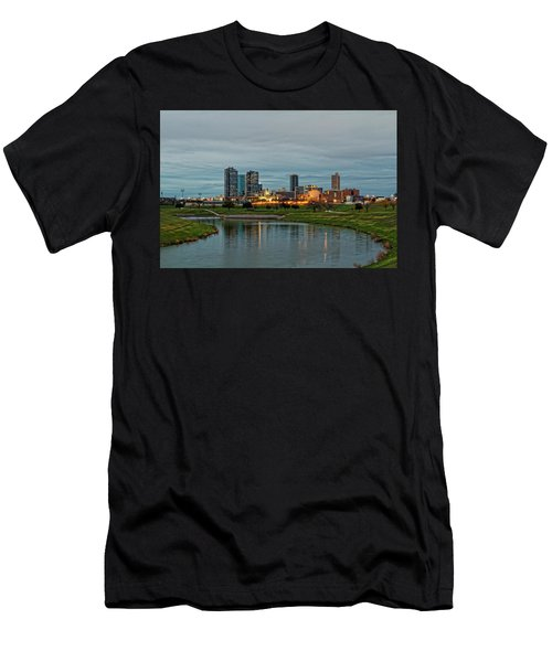 Fort Worth Color Men's T-Shirt (Athletic Fit)