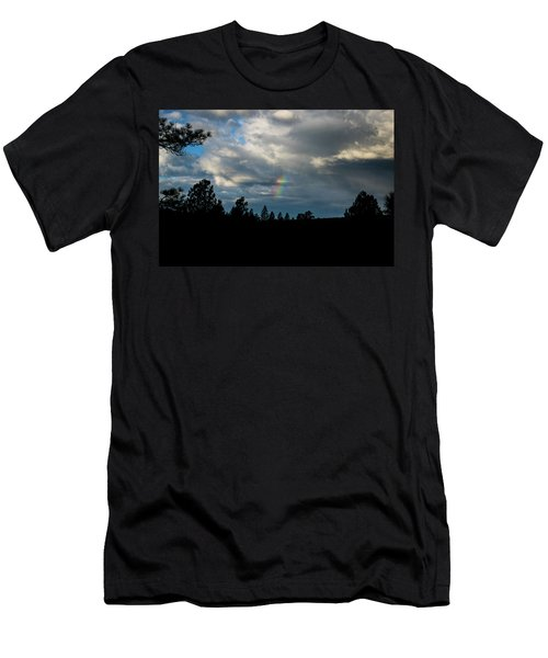 Fortunate Glimpses Men's T-Shirt (Athletic Fit)