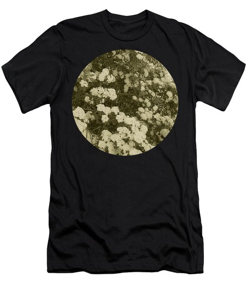 Fountain Of Blossoms Men's T-Shirt (Athletic Fit)