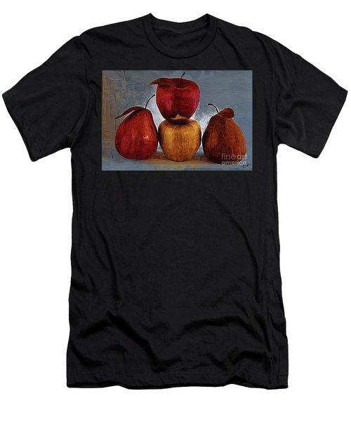 Four Fruits Men's T-Shirt (Athletic Fit)
