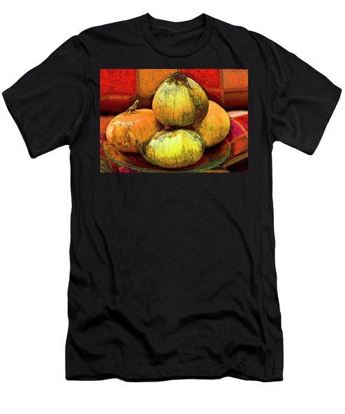 Four Onions  Men's T-Shirt (Athletic Fit)