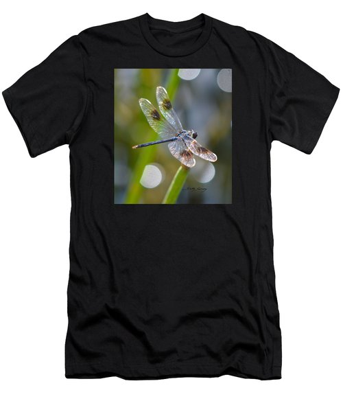 Four Spotted Pennant Men's T-Shirt (Athletic Fit)