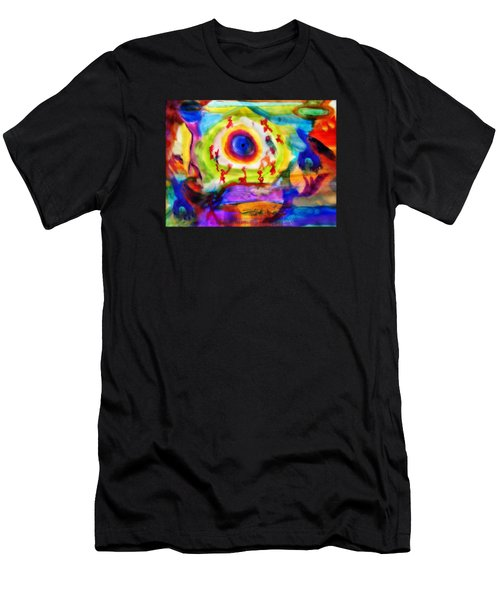 Four Winds By Colleen Ranney Men's T-Shirt (Athletic Fit)