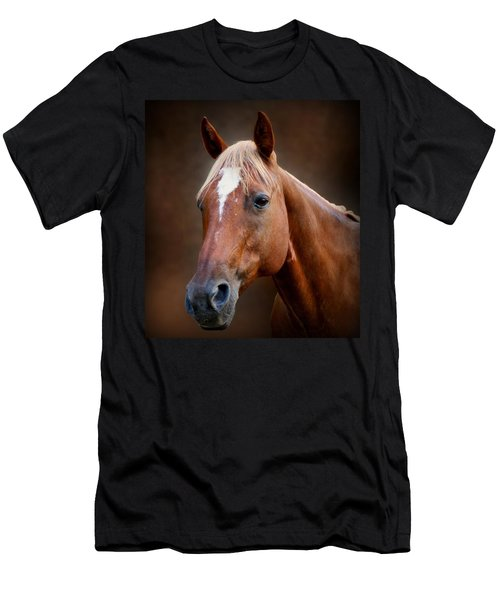 Fox - Quarter Horse Men's T-Shirt (Athletic Fit)