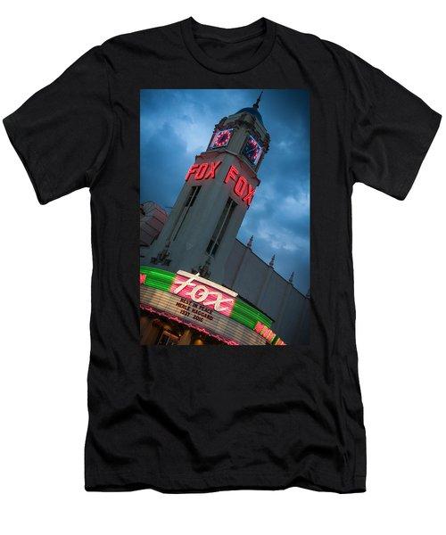 Fox Theater Merle Haggard Tribute Men's T-Shirt (Athletic Fit)