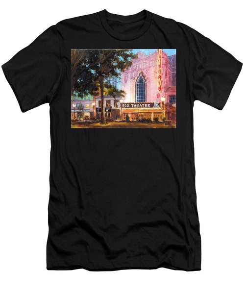 Fox Theatre In St.louis Men's T-Shirt (Athletic Fit)