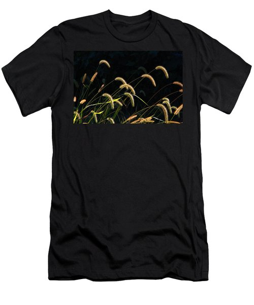 Foxtails Men's T-Shirt (Athletic Fit)