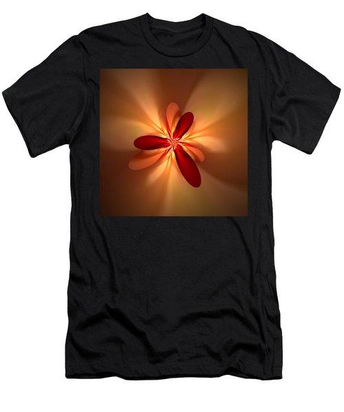 Fractal 4 Men's T-Shirt (Athletic Fit)