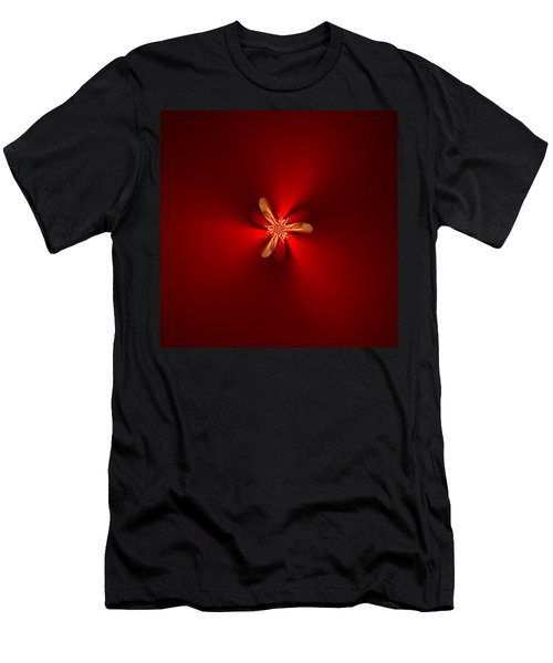 Fractal 5 Men's T-Shirt (Athletic Fit)