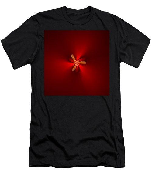 Fractal 5 Men's T-Shirt (Athletic Fit)