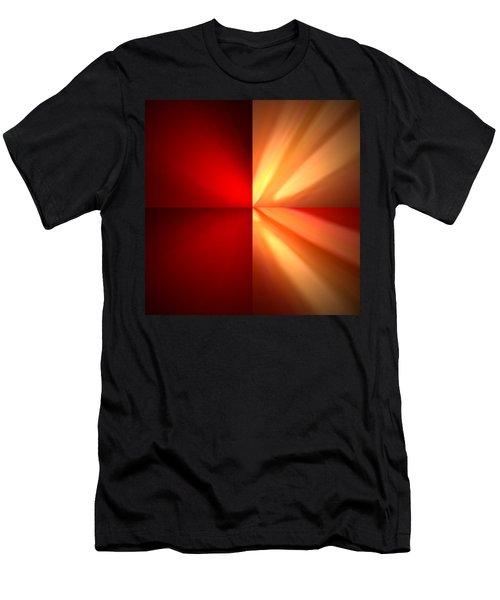 Fractal 6 Men's T-Shirt (Athletic Fit)