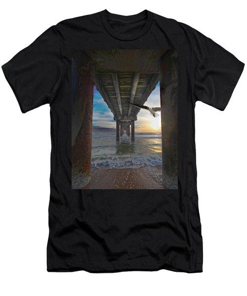 Framed Men's T-Shirt (Athletic Fit)
