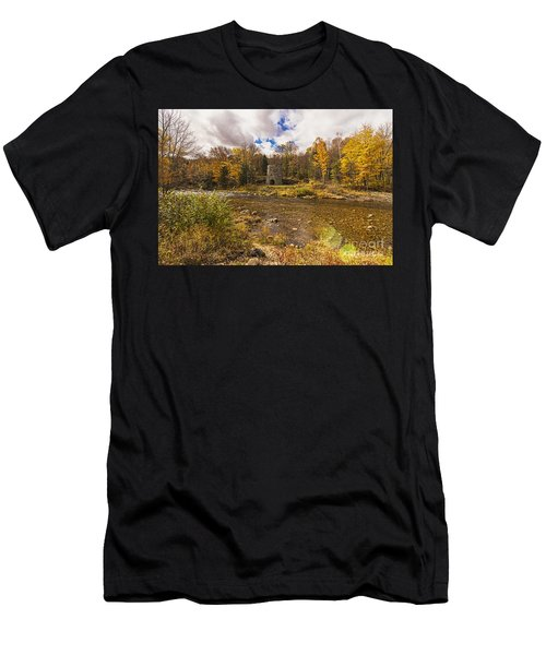 Franconia Iron Works Men's T-Shirt (Athletic Fit)