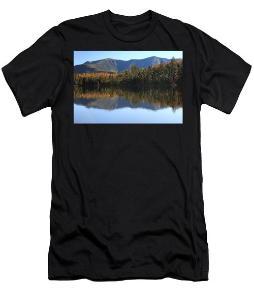 Franconia Ridge From Lonesome Lake Men's T-Shirt (Athletic Fit)