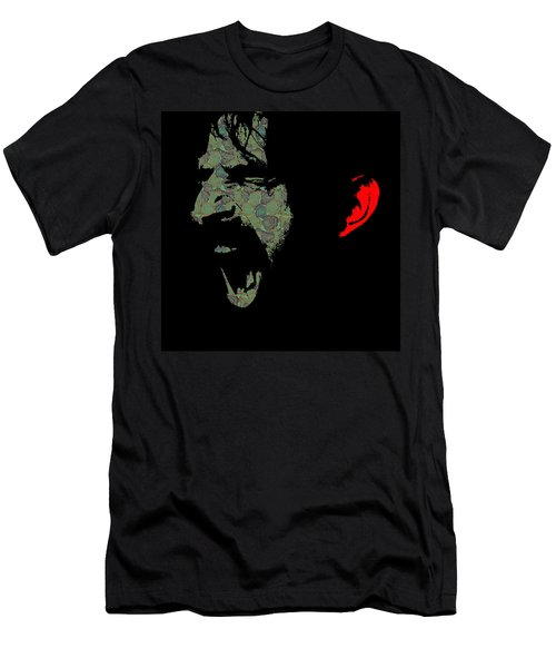 Frank Zappa Men's T-Shirt (Athletic Fit)