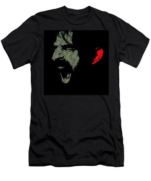 Frank Zappa Men's T-Shirt (Athletic Fit)