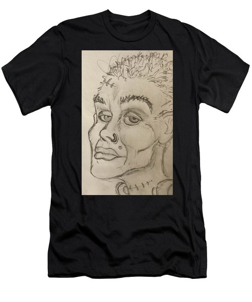Frankenstein's Neighbor's Roommate's Girlfriend's Sister  Men's T-Shirt (Athletic Fit)